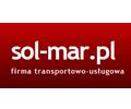 SOL-MAR Firma Transportowo-Usługowa. Transport 4 osiowy i pomoc drogowa do 3,5 t. Usługi budowlane i wyburzeniowe. Koparko-ładowarki. Wynajem podnośników koszowych i koparek.